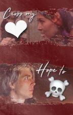 Cross My Heart, Hope To Die - Wesari by MorganLeigh0729