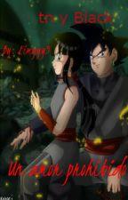 [Goku Black y tu] Un amor prohibido by eimyyy3