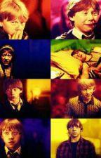 | • Especial • | -. Ron Weasley Y Tu .-  by Lizzy_WeasleyP