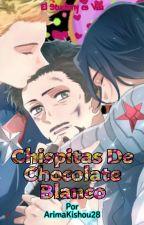 Chispitas de Chocolate Blanco by ArimaKishou28
