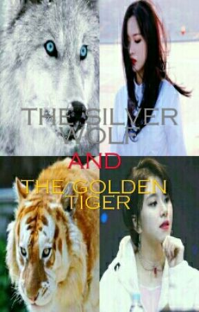 The Silver Wolf and The Golden Tiger by MarozaSulaiman