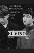 EL VINO| K.S by KIM_JOKER