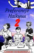 Preferencje Haikyuu 2 by nanamikuranosuke