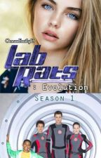 Lab Rats: The Frozen Bionic Season 1(A Chase Davenport Love Story) by OceanEmily13
