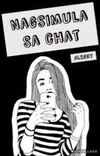 Nagsimula sa Chat (short story) by Alegny