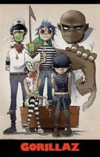 Gorillaz x reader fanfictions oneshot (takes requests) by Mojo_Mojo
