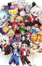 beyblade burst x reader one-shots! by Tatwater23
