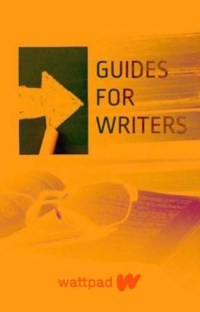 Guides for Writers (စာရေးသူများအတွက်လမ်းညွှန်) by AmbassadorsMyanmar