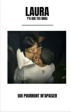 «Y a que ses bras qui pourront m'apaiser»🌑 by Nwaar_books