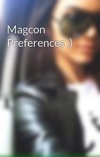 Magcon Preferences ;) by theheartbeatsfast