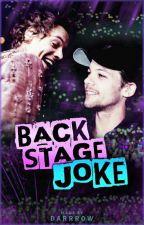 Backstage joke /one shot/ Kola/ by KarcikRudy