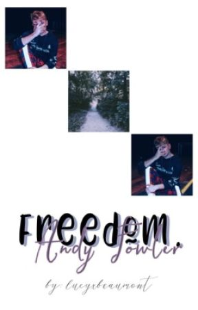 Freedom ;;  Andy Fowler by lucyxbeaumont