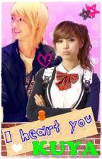 I Heart You Kuya [FIN] by GlamorousGeek101