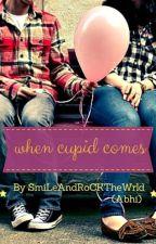 When Cupid Comes.... by WirelessBrain_17