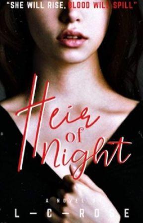 Heir of Night by L-C-Rose