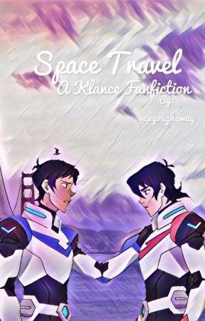 Space Travel - Klance Fluff Fanfiction - Chapter Five