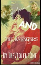 Percy Jackson and the Avengers by TheViolentOne