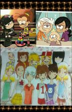 The Loud House- Growing Up by __KaraiPlaysGames__