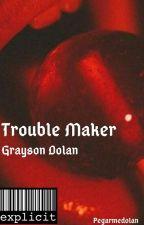 Trouble Maker (G. D) by pegarmedolan