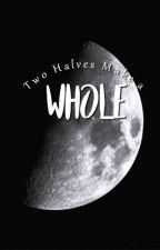 Two Halves Make A Whole // Jally (Johnny x Dally) by PeanutButterAndJally