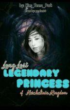 Herchelinia Academy:Long Lost Legendary Princess of Herchelinia Kingdom by Red_Sailer08