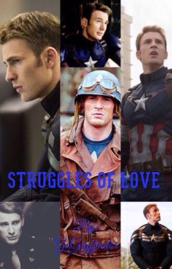 Struggles of Love (Captain America Story)