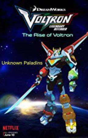 Voltron: THE UNKNOWN PALADINS - A Dying Spirit Lion - Wattpad
