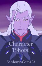 Character One-Shots by SardonyxGem123