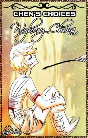 Chen's choices: Wybory Chena //Ninjago by WonszWen