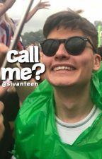 call me? • willne by bellyacheblythe