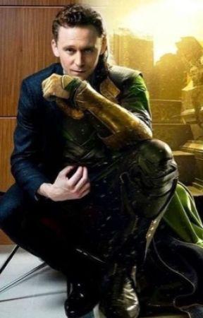 Loki/ Tom Hiddleston Imagines and one-shots - Loki turns