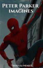 Peter Parker • Imagines by -obviouslymendes