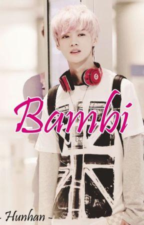 Bambi - Hunhan by escapethe_gayships