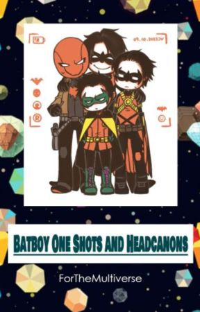 Batfamily One-Shots/Headcanons - Super-Powered Kisses - Damian Wayne