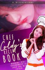 Chef Coldy's Recipe Book by Andrea_Nicute13
