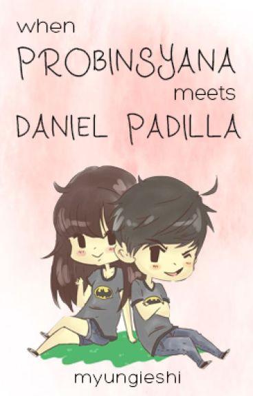 When Probinsyana meets Daniel Padilla (KathNiel)