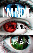 I'm not (fucking) human!//PL Creepypasta by _Dziecko_Szatana_
