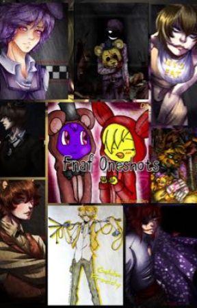 Fnaf Oneshots(ON HOLD) - Human!Golden Freddy X Nerd!Reader