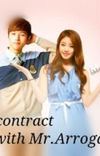 Contract with Mr. Arrogant by PrincessAril