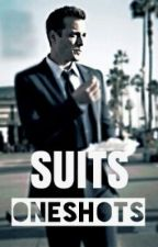 Suits Oneshots by VintageZebra
