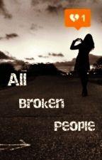 All Broken People  II. by kajinuska