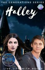 Halley by live_life_with_books