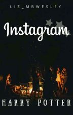 Instagram - Harry Potter by Liz_MBWeasley