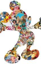 Disney Prep Freshman Year (Continuing) by DiamanteBea