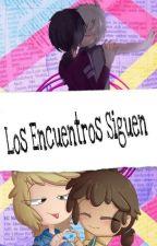 Los Encuentros Siguen [Golddy/Goldred] #FNAFHS by perkyfeliz