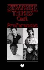 Stranger Things Cast Prefrences /// Requests Open! by Lumine__