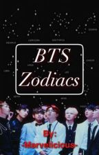 BTS Zodiacs by -Marvelicious-