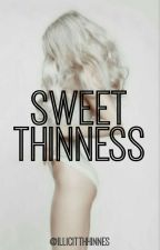 Sweet Thinness  Anorexia  by IllicitThinness