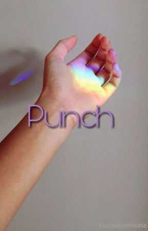 Punch (A Poetry Booklet) by dilslovelife