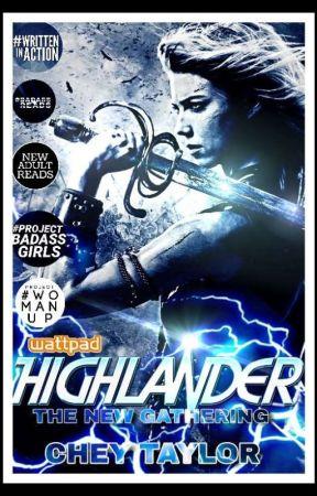 Highlander: The New Gathering by cheytaylor1